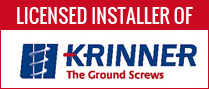 Licensed installer